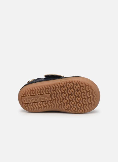 Sneakers Absorba Borso B Azzurro immagine dall'alto