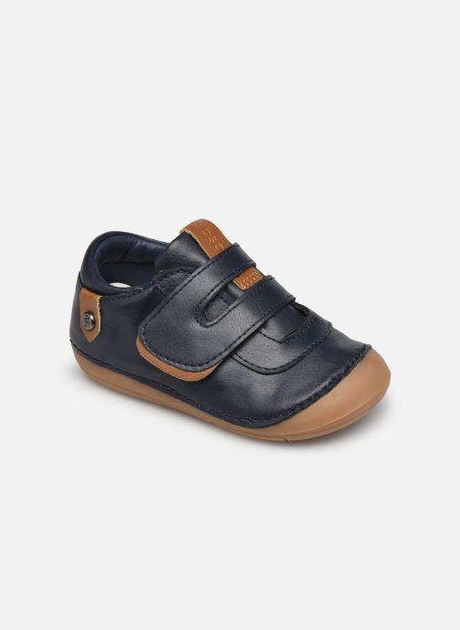Sneakers Absorba Borso B Blauw detail