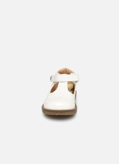 Sandales et nu-pieds Absorba Dariata Blanc vue portées chaussures