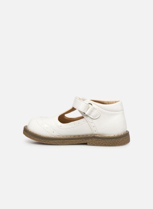 Sandales et nu-pieds Absorba Dariata Blanc vue face