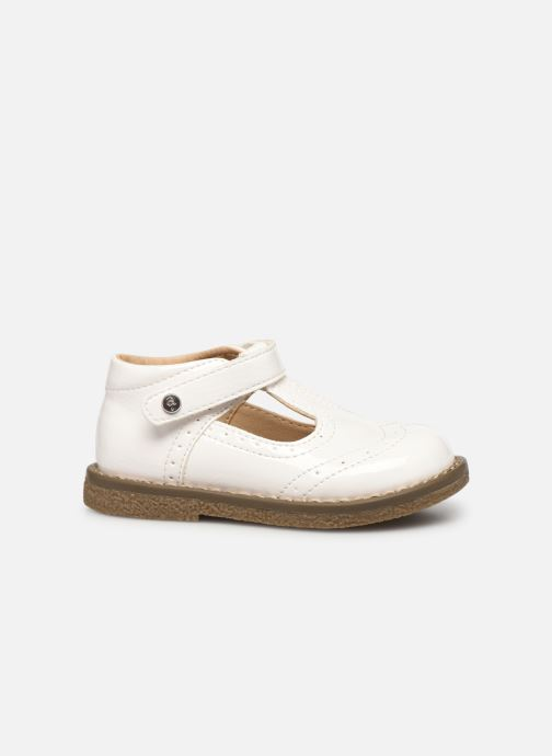 Sandales et nu-pieds Absorba Dariata Blanc vue derrière