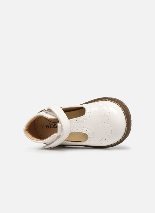 Sandales et nu-pieds Absorba Dariata Blanc vue gauche