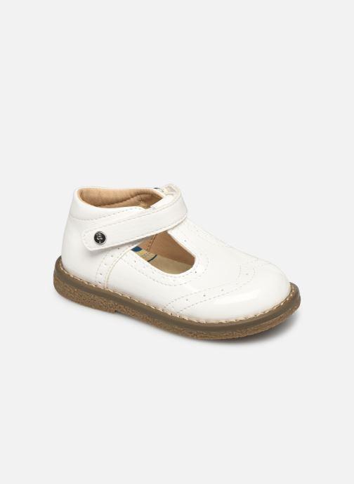 Sandales et nu-pieds Absorba Dariata Blanc vue détail/paire