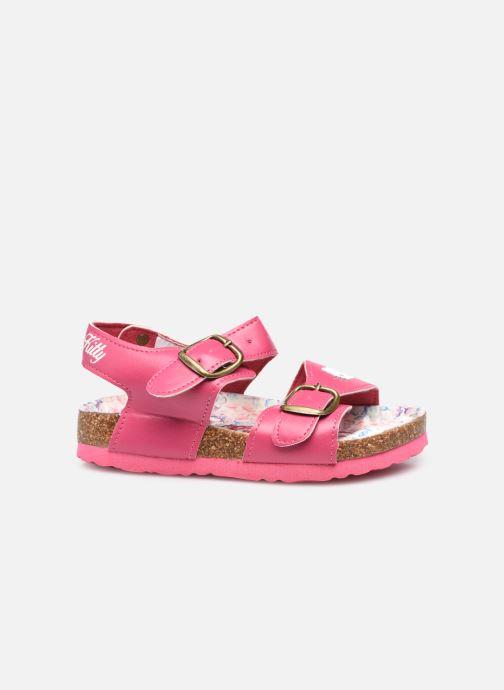 Sandalen Hello Kitty Ugenie rosa ansicht von hinten