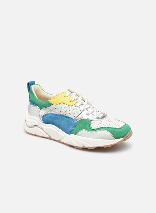 Sneakers San Marina GHINA Wit detail