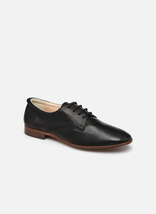 Chaussures à lacets San Marina LYNDA/PEAU Noir vue détail/paire