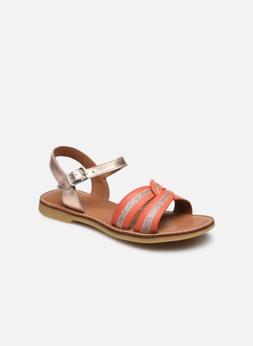 Sandali e scarpe aperte Adolie Lazar Sun Arancione vedi dettaglio/paio