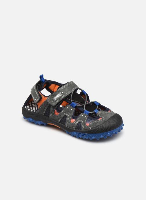 Sandales et nu-pieds Primigi Cross Sandal 7463211 Gris vue détail/paire