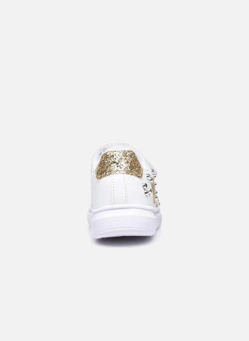 Sneakers Primigi Girl Tween 7457522 Bianco immagine destra