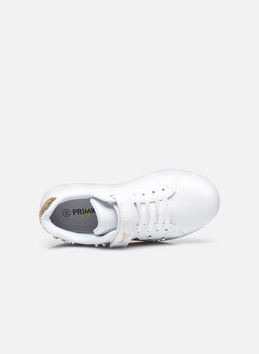 Sneakers Primigi Girl Tween 7457522 Bianco immagine sinistra