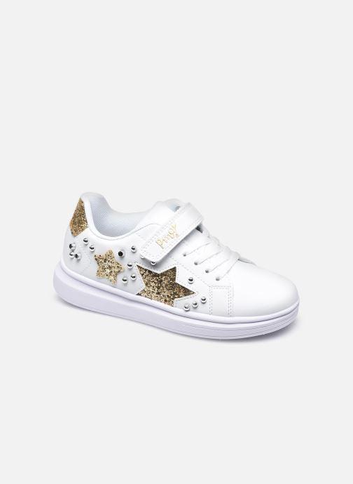 Sneakers Primigi Girl Tween 7457522 Bianco vedi dettaglio/paio