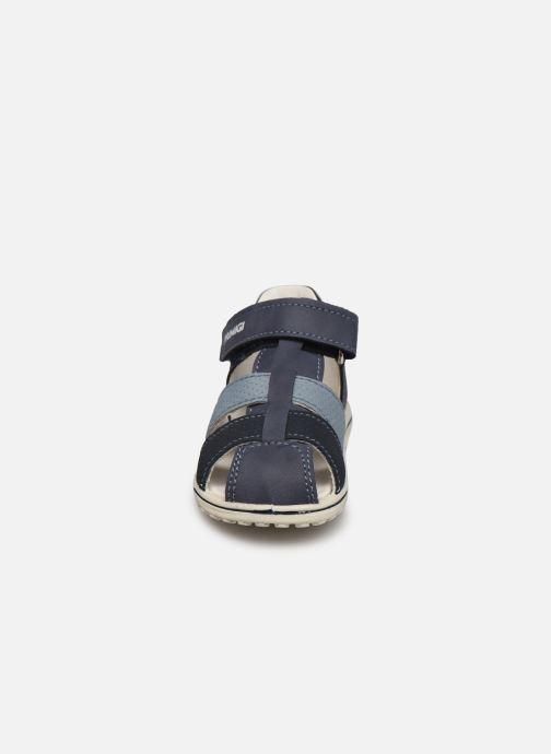 Sandali e scarpe aperte Primigi Baby Sweet 7375300 Azzurro modello indossato