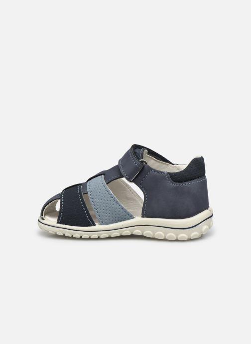 Sandali e scarpe aperte Primigi Baby Sweet 7375300 Azzurro immagine frontale