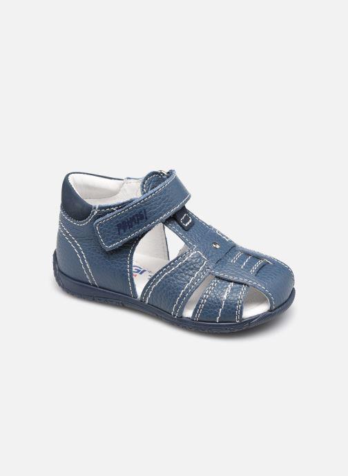 Sandalen Primigi Baby Smile 7410544 Blauw detail