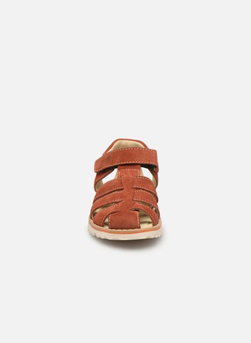 Sandalen Primigi Free Sandalo 7435500 rot schuhe getragen