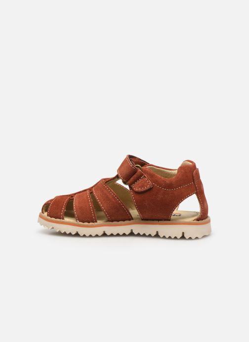 Sandalen Primigi Free Sandalo 7435500 rot ansicht von vorne