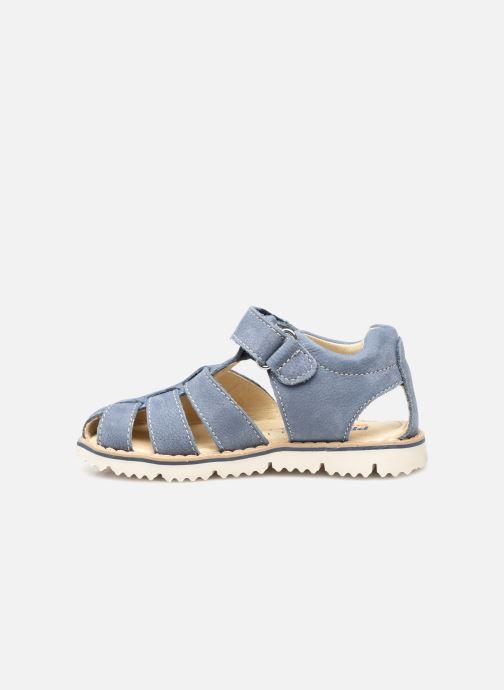 Sandali e scarpe aperte Primigi Free Sandalo 7435544 Azzurro immagine frontale