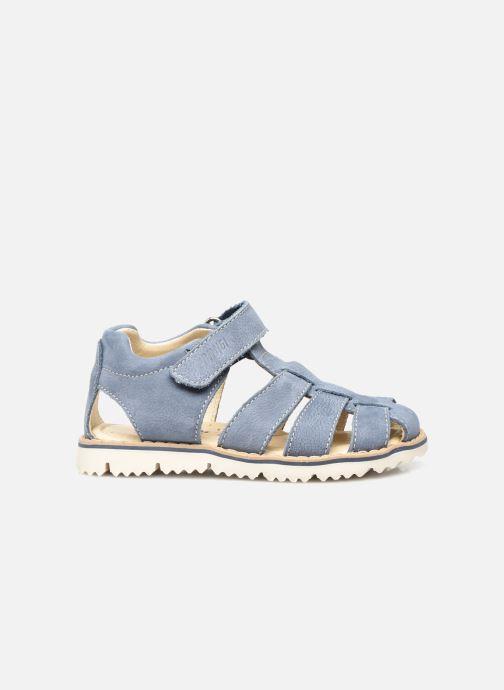 Sandali e scarpe aperte Primigi Free Sandalo 7435544 Azzurro immagine posteriore