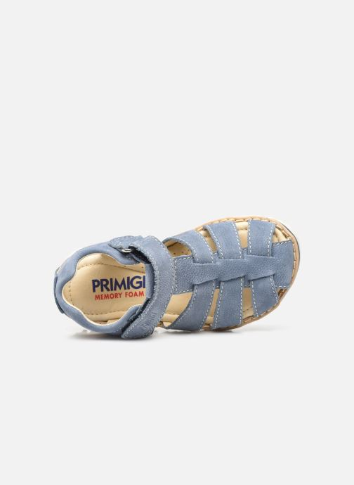 Sandali e scarpe aperte Primigi Free Sandalo 7435544 Azzurro immagine sinistra