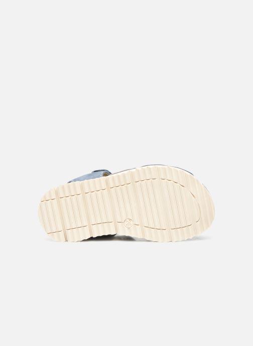 Sandali e scarpe aperte Primigi Free Sandalo 7435544 Azzurro immagine dall'alto