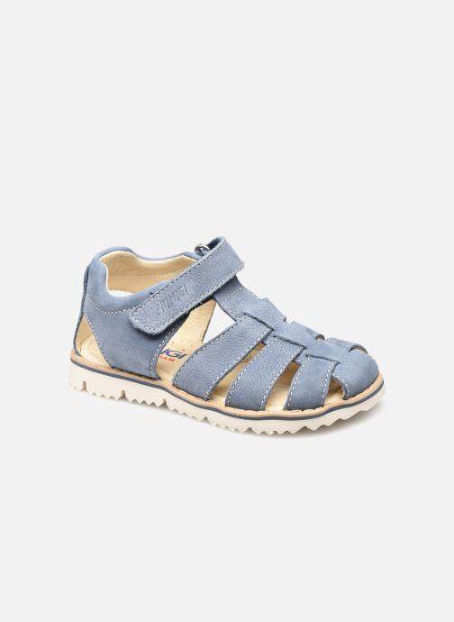 Sandales et nu-pieds Primigi Free Sandalo 7435544 Bleu vue détail/paire
