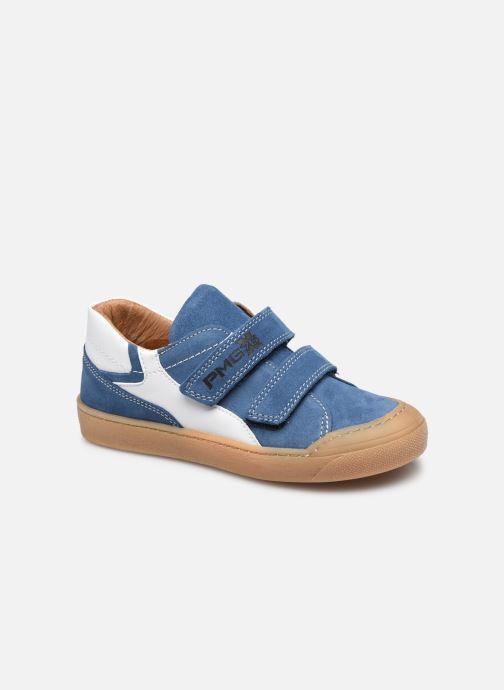 Sneaker Primigi Sport Trendy Maschio 7427500 blau detaillierte ansicht/modell