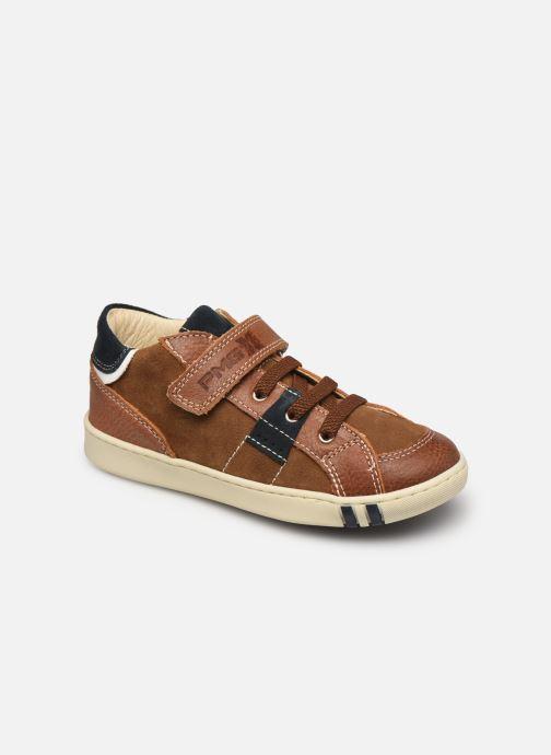 Sneakers Primigi Boy Hook 7428500 Bruin detail