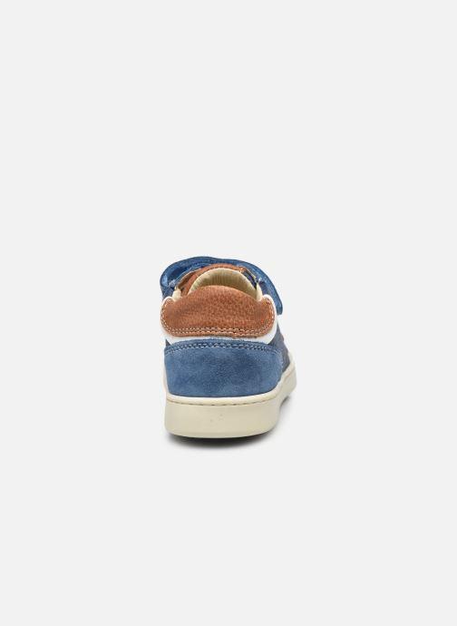 Sneakers Primigi Boy Hook 7428511 Azzurro immagine destra