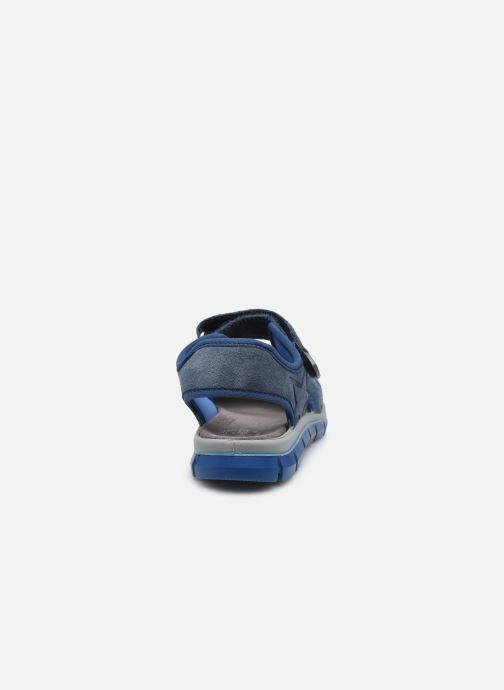 Sandalen Primigi Tevez 7398111 blau ansicht von rechts