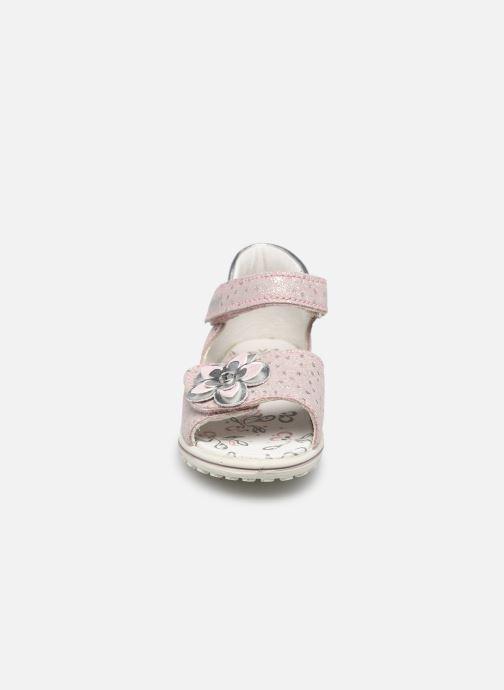 Sandali e scarpe aperte Primigi Baby Sweet 7375600 Rosa modello indossato