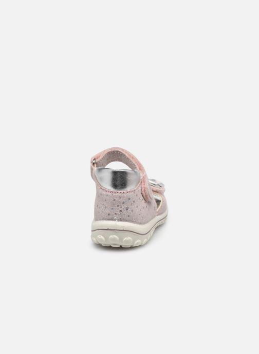 Sandali e scarpe aperte Primigi Baby Sweet 7375600 Rosa immagine destra