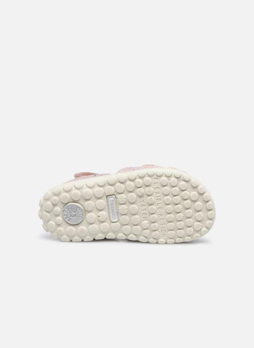 Sandali e scarpe aperte Primigi Baby Sweet 7375600 Rosa immagine dall'alto