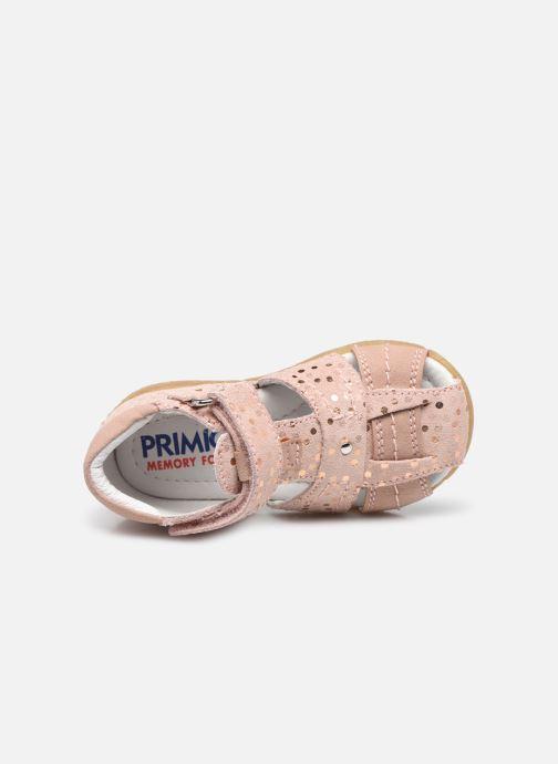 Sandalen Primigi Baby Smile 7410522 rosa ansicht von links