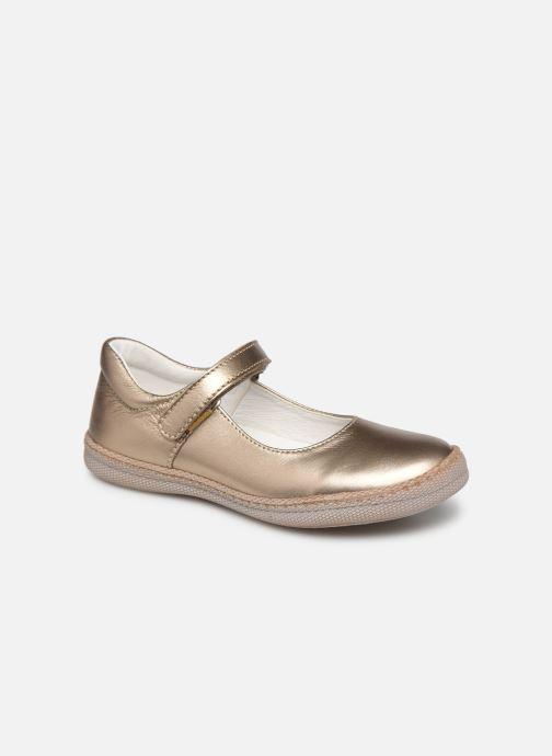 Ballerina's Primigi Sport Trendy Femm. 7417511 Goud en brons detail