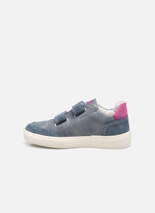 Sneaker Primigi B&G Universe 7421444 blau ansicht von vorne