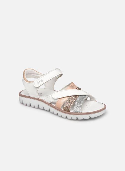 Sandales et nu-pieds Primigi Axel 7393144 Blanc vue détail/paire