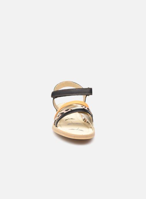 Sandali e scarpe aperte Primigi Fantasy Days 7432444 Nero modello indossato