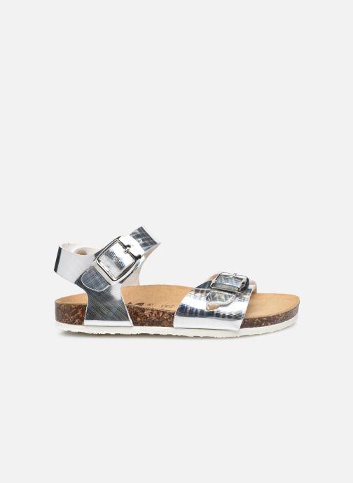 Sandali e scarpe aperte Primigi Birky 74291 Argento immagine posteriore