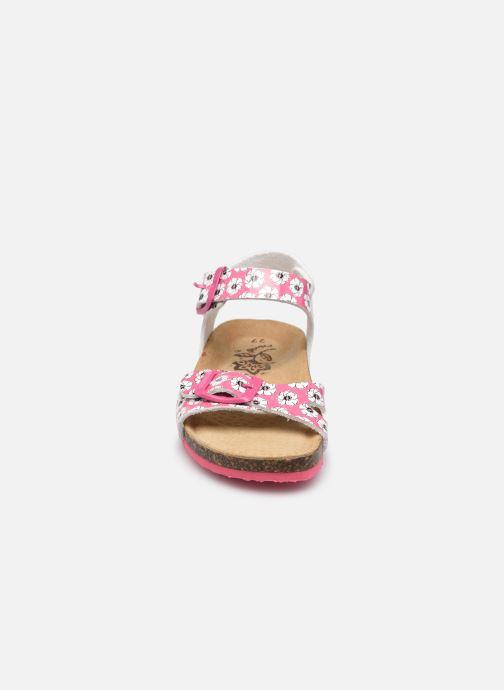 Sandali e scarpe aperte Primigi Birky 74291 Rosa modello indossato