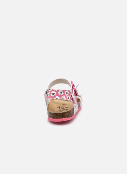 Sandali e scarpe aperte Primigi Birky 74291 Rosa immagine destra