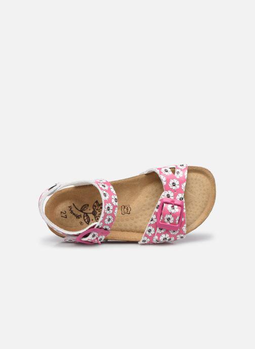 Sandali e scarpe aperte Primigi Birky 74291 Rosa immagine sinistra