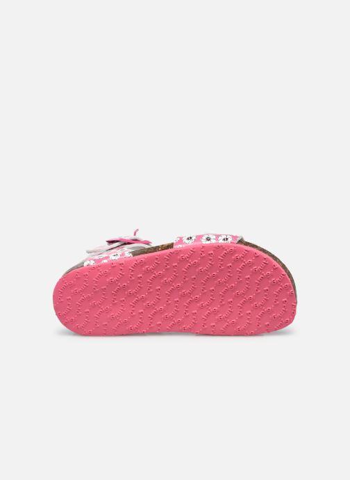 Sandali e scarpe aperte Primigi Birky 74291 Rosa immagine dall'alto