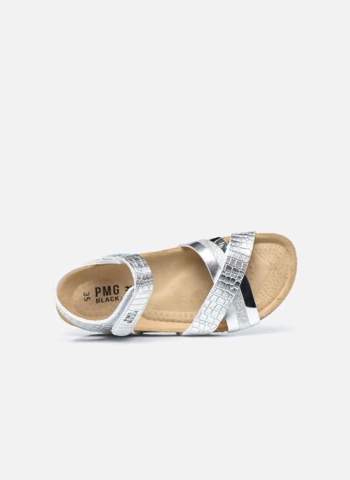 Sandali e scarpe aperte Primigi Birky Black Lab 7430000 Argento immagine sinistra