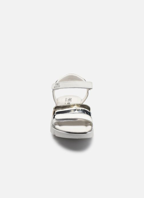 Sandali e scarpe aperte Primigi Origami 7433500 Bianco modello indossato