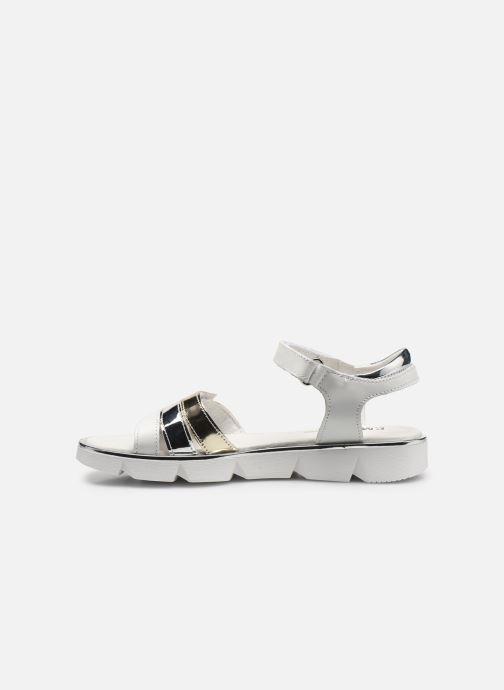 Sandali e scarpe aperte Primigi Origami 7433500 Bianco immagine frontale