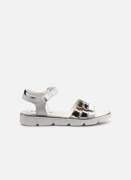 Sandali e scarpe aperte Primigi Origami 7433500 Bianco immagine posteriore