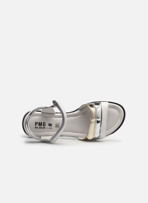 Sandali e scarpe aperte Primigi Origami 7433500 Bianco immagine sinistra