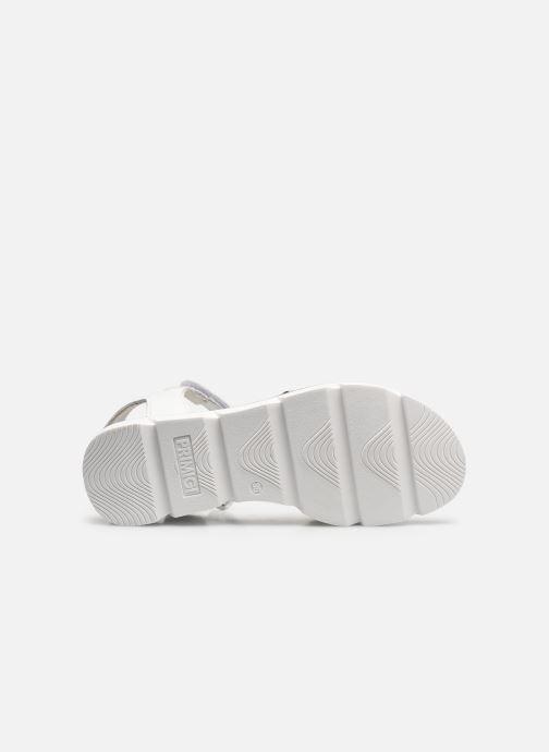 Sandali e scarpe aperte Primigi Origami 7433500 Bianco immagine dall'alto