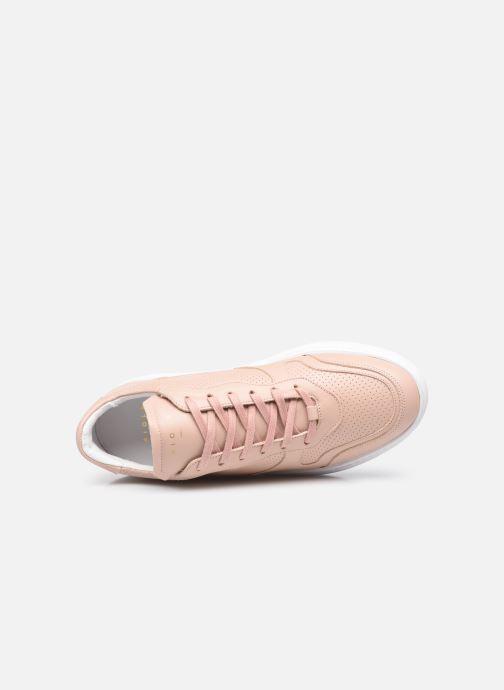Sneakers Piola Cayma W Beige immagine sinistra