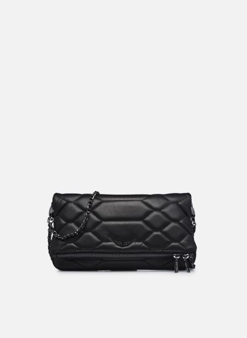 Handtassen Zadig & Voltaire Rock XL Mat SCA Zwart detail